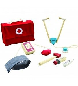 Set doctor Plan Toys