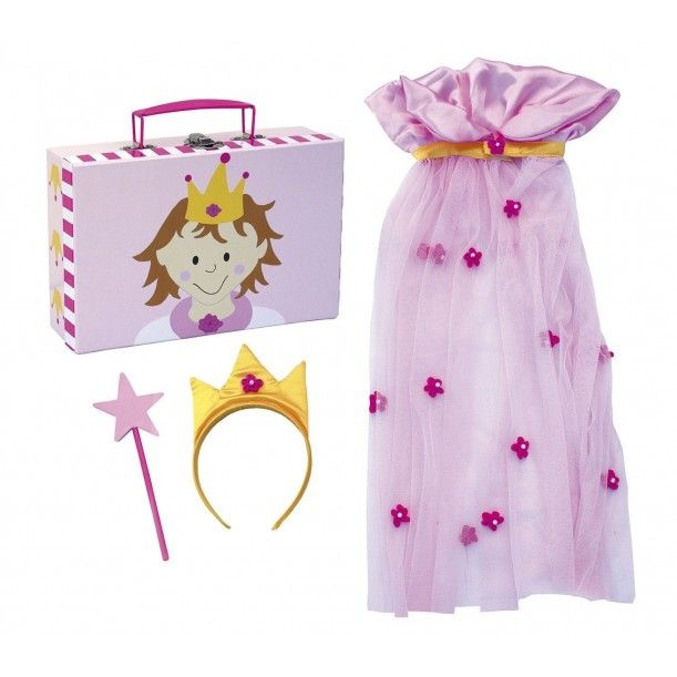Box Set princesa