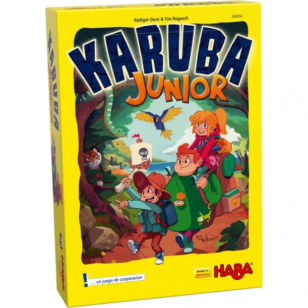 Karuba Junior Haba