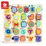 Top Bright Animal Alphabet Puzzle